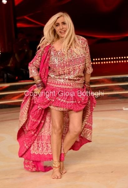 Foto/IPP/Gioia Botteghi Roma 13/04/2019 Terza puntata di ballando con le stelle 2019, nella foto:  Mara Venier Italy Photo Press - World Copyright