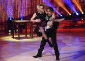 Foto/IPP/Gioia Botteghi Roma 13/04/2019 Terza puntata di ballando con le stelle 2019, nella foto: Angelo Russo con Anastasia Kuzmina Italy Photo Press - World Copyright