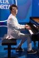 Foto/IPP/Gioia Botteghi Roma 23/05/2019 ospite di Porta a porta  il pianista Lang Lang Italy Photo Press - World Copyright
