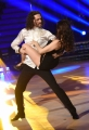 Foto/IPP/Gioia Botteghi Roma 24/05/2019 Ballando con le stelle 1° semifinale, nella foto Manuela Arcuri con Luca Favilla Italy Photo Press - World Copyright