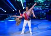 Foto/IPP/Gioia Botteghi Roma 24/05/2019 Ballando con le stelle 1° semifinale, nella foto Angelo Russo con Anastasia Kuzmina Italy Photo Press - World Copyright