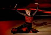Foto/IPP/Gioia Botteghi Roma 25/05/2019 Ballando con le stelle 2° semifinale, nella foto Milena Vukotic  Italy Photo Press - World Copyright