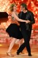 Foto/IPP/Gioia Botteghi Roma 25/05/2019 Ballando con le stelle 2° semifinale, nella foto Enrico Lo Verso con la moglie Elena Italy Photo Press - World Copyright
