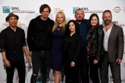 Foto/IPP/Gioia Botteghi Roma 20/10/2019 Festa del cinema di Roma 2019, Photocall del film Drowning, nella foto cast Italy Photo Press - World Copyright