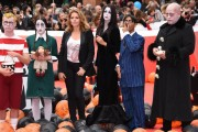 Foto/IPP/Gioia BotteghiRoma 20/10/2019 Festa del cinema di Roma 2019,red carpet del film La famiglia Addams, nella foto Claudia GeriniItaly Photo Press - World Copyright