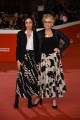 Foto/IPP/Gioia Botteghi Roma20/10/2019 Festa del cinema di Roma 14, red carpet  del film Ladro di giorni, nella foto Enrica Bonaccorti con la figlia Italy Photo Press - World Copyright