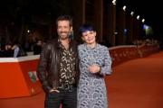 Foto/IPP/Gioia Botteghi Roma 22/10/2019 Festa del cinema di Roma 2019,red carpet del Judy, nella foto:  Lisa Lelli e Daniele Silvestri