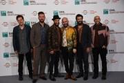 Foto/IPP/Gioia Botteghi Roma25/10/2019 Festa del cinema di Roma 14, Photocall Negramaro, l'anima vista da qui, nella foto : i Negramaro  Italy Photo Press - World Copyright
