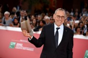 Foto/IPP/Gioia Botteghi Roma 27/10/2019 Festa del cinema di Roma 2019, Red carpet  Il peccato nella foto Andrei Konchalovsky regia,  Italy Photo Press - World Copyright