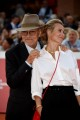 Foto/IPP/Gioia Botteghi Roma 27/10/2019 Festa del cinema di Roma 2019, Red carpet  Il peccato nella foto Andrei Konchalovsky regia, La moglie July Italy Photo Press - World Copyright