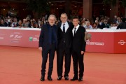 Foto/IPP/Gioia Botteghi Roma 27/10/2019 Festa del cinema di Roma 2019, Red carpet  Il peccato nella foto Andrei Konchalovsky regia, Alberto Testone, Adriano Chiaramida Italy Photo Press - World Copyright