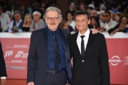 Foto/IPP/Gioia Botteghi Roma 27/10/2019 Festa del cinema di Roma 2019, Red carpet  Il peccato nella foto  Alberto Testone, Adriano Chiaramida Italy Photo Press - World Copyright