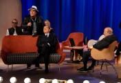 Foto/IPP/Gioia Botteghi Roma 12/11/2019  puntata del Maurizio Costanzo shoe, nella foto Albano Carrisi e Silvio Berlusconi Italy Photo Press - World Copyright