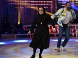 Foto/IPP/Gioia Botteghi Roma 30/03/2019 Prima puntata di Ballando con le stelle 2019, nella foto Suor Cristina con Stefano Oradei Italy Photo Press - World Copyright