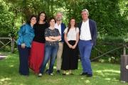 Foto/IPP/Gioia Botteghi Roma 03/06/2019 radio rai conduttori : Gruppo radio 3 Mondo Italy Photo Press - World Copyright