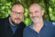 Foto/IPP/Gioia Botteghi Roma 03/06/2019 radio rai conduttori : ANTONELLO DOSE E  MARCO PRESTA – RUGGITO DEL CONIGLIO Italy Photo Press - World Copyright