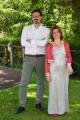 Foto/IPP/Gioia Botteghi Roma 03/06/2019 radio rai conduttori :  Diana Alessandrini , Claudio Vigolo - vento d'estate Italy Photo Press - World Copyright