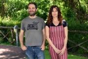 Foto/IPP/Gioia Botteghi Roma 03/06/2019 radio rai conduttori :  MONICA BARTOCCI + GIANLUCA POLVERARA Italy Photo Press - World Copyright