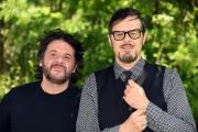 Foto/IPP/Gioia Botteghi Roma 03/06/2019 radio rai conduttori :   GREG e Lillo - 610 Italy Photo Press - World Copyright