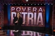 Foto/IPP/Gioia BotteghiRoma24/01/2019 prima puntata della trasmissione Povera patria su rai 2 , nella foto: Annalisa Bruchi Italy Photo Press - World Copyright