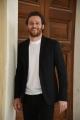 Foto/IPP/Gioia Botteghi Roma 02/04/2019 Visita sul set e conferenza stampa della fiction di rai in 6 puntata L'Aquila, grandi speranze, nella foto: Giorgio Marchesi Italy Photo Press - World Copyright