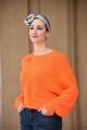 Foto/IPP/Gioia Botteghi Roma 02/04/2019 Visita sul set e conferenza stampa della fiction di rai in 6 puntata L'Aquila, grandi speranze, nella foto:   Francesca Inaudi Italy Photo Press - World Copyright