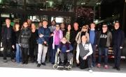 Foto/IPP/Gioia Botteghi Roma12/04/2019 festeggiamento in rai per i 30 anni di Blob di rai3, nella foto tutta la redazione di Blob Italy Photo Press - World Copyright