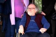 Foto/IPP/Gioia Botteghi Roma12/04/2019 festeggiamento in rai per i 30 anni di Blob di rai3, nella foto Enrico Ghezzi l'ideatore  Italy Photo Press - World Copyright