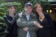 15/11/07 Presentazione della 50° edizione dello Zecchino D'oro, nelle foto :Veronica Maya , Lorena Bianchetti, Francesco Salvi