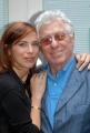 15/11/07 Presentazione della 50° edizione dello Zecchino D'oro, nelle foto :Veronica Maya , Cino Tortorella