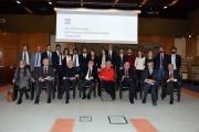 Foto/IPP/Gioia Botteghi Roma21/11/2018  Presentazione 50° anniversario del Concorso Radiotelecronisti Rai, nella foto i premiati i nuovi vincitori del concorso  Italy Photo Press - World Copyright