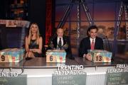 06/01/2017 Roma Flavio Insinna e la lotteria Italia, nella foto Edoardo Vianello, Gloria Guida e Tiberio Timperi