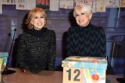 06/01/2017 Roma Flavio Insinna e la lotteria Italia, nella foto Daniela e Loretta Goggi