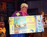 06/01/2017 Roma Flavio Insinna e la lotteria Italia