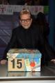 06/01/2017 Roma Flavio Insinna e la lotteria Italia, nella foto Nino D'Angelo