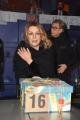 06/01/2017 Roma Flavio Insinna e la lotteria Italia, nella foto Margherita Buy