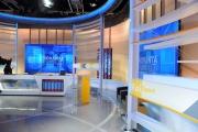 23/01/2013 Roma nuova trasmissione di rai sport 90MINUTI, nella foto lo studio
