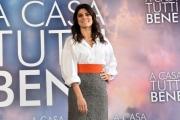 Foto/IPP/Gioia Botteghi 02/02/2018 Roma, presentazione del film A CASA TUTTI BENE, nella foto: Valeria Solarino Italy Photo Press - World Copyright