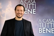 Foto/IPP/Gioia Botteghi 02/02/2018 Roma, presentazione del film A CASA TUTTI BENE, nella foto: STEFANO ACCORSI Italy Photo Press - World Copyright