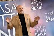 Foto/IPP/Gioia Botteghi 02/02/2018 Roma, presentazione del film A CASA TUTTI BENE, nella foto: IVANO MARESCOTTI Italy Photo Press - World Copyright