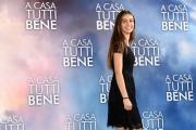 Foto/IPP/Gioia Botteghi 02/02/2018 Roma, presentazione del film A CASA TUTTI BENE, nella foto: ELISA VISARI Italy Photo Press - World Copyright