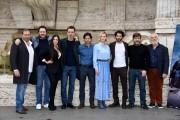 Foto/IPP/Gioia Botteghi Roma21/11/2019 presentazione del film A Tor bella monaca non piove mai, nella foto il regista Marco Bocci ed il cast Italy Photo Press - World Copyright