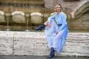Foto/IPP/Gioia Botteghi Roma21/11/2019 presentazione del film A Tor bella monaca non piove mai, nella foto Antonia Liskova Italy Photo Press - World Copyright