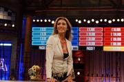 3/09/2012 Roma puntata speciale di AFFARI TUOI rai uno in onda il 12 settembre, nella foto: Sabrina Salerno