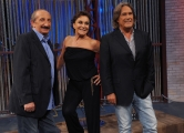 3/09/2012 Roma puntata speciale di AFFARI TUOI rai uno in onda il 12 settembre, nella foto: Ricchi e Poveri