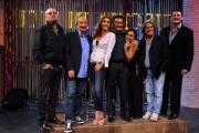 3/09/2012 Roma puntata speciale di AFFARI TUOI rai uno in onda il 12 settembre, nella foto: Max Giusti ,Sabrina Salerno, Ernrico Ruggeri, Ricchi e Poveri, Tony Hadley