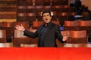 3/09/2012 Roma puntata speciale di AFFARI TUOI rai uno in onda il 12 settembre, nella foto: Max Giusti