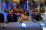 Roma puntata speciale de Affari tuoi- carnevale, nella foto: Tommaso Ramenghi, Samanta Togni, Samuel Peron