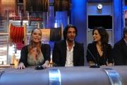Roma puntata speciale de Affari tuoi- carnevale, nella foto: Barbara de Rossi, Daniele Liotti, Giorgia Surina
