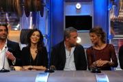 Roma puntata speciale de Affari tuoi- carnevale, nella foto: Giorgia Surina, Claudio Amendola, Martina Colombari